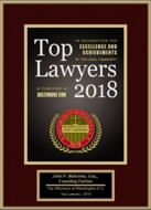 2018 Top Lawyer